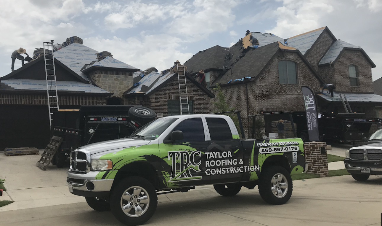 Taylor Roofing Amp Construction Contact Us